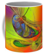 Dragonfly Fancy Coffee Mug