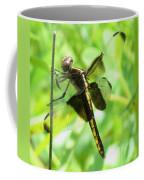 Dragonfly Female Widow Skimmer Coffee Mug