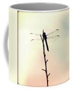 Dragonfly II Coffee Mug