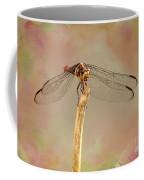 Dragonfly In Fantasy Land Coffee Mug