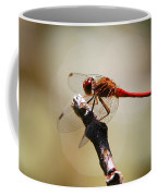 Dragonfly Light Coffee Mug