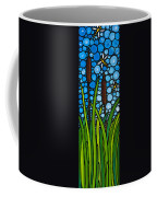 Dragonfly Pond By Sharon Cummings Coffee Mug
