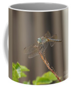 Dragonfly Profile Coffee Mug
