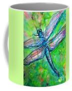 Dragonfly Spring Coffee Mug