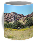 Dragoon Mountains Coffee Mug