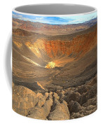 Draining Into The Crater Coffee Mug