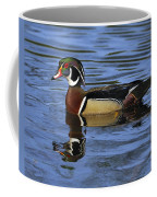 Drake Wood Duck Coffee Mug