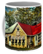 Drake's Inn On Seventh Lake Coffee Mug