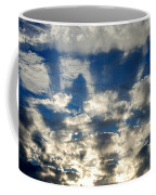 Drama Cloud Sunset I Coffee Mug