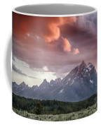 Drama In The Sky Coffee Mug