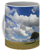 Dramatic Clouds And The Tree Coffee Mug