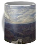 Dramatic Grand Canyon Sunset Coffee Mug