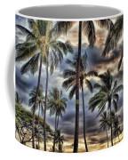 Dramatic Maui Sunset Coffee Mug
