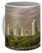 Dramatic Modern Buenos Aires Coffee Mug