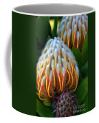 Dramatic Protea Flower Coffee Mug