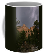 Dramatic Rushmore Coffee Mug