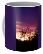 Dramatic Sunrise-l Coffee Mug