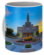 Draper Temple 1 Coffee Mug