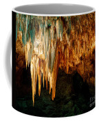 Draperies And Stalactites Coffee Mug