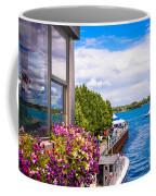 Draw Bridge Reflection Coffee Mug