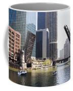Draw Bridges Of Chicago Coffee Mug