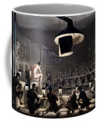 Drawing From Life At The Royal Academy Coffee Mug