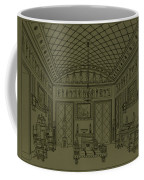 Drawing Room With Egyptian Decoration Coffee Mug