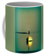 Dream Bay Coffee Mug by Karen Wiles