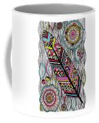 Dream Feather Coffee Mug