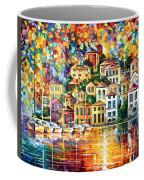 Dream Harbor Coffee Mug