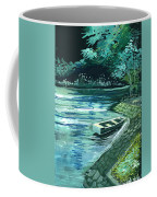 Dream Lake Coffee Mug