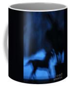 Dream Rider In The Dawn Coffee Mug