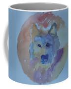 Dream Wolf Coffee Mug