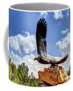 Dream Your Eagle And Fly With Him Coffee Mug
