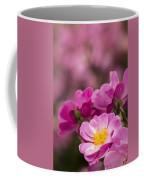 Pink Old Fashioned Rose Coffee Mug