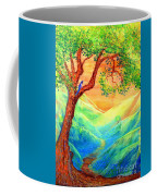 Dreaming Of Bluebells Coffee Mug