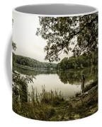 Dreaming Of Fishing At Argyle Lake Coffee Mug