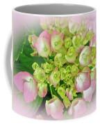 Dreaming Of Pink Hydrangeas Coffee Mug