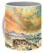 Dreaming Of Sailing In Lanzarote Coffee Mug