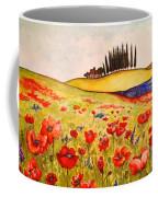 Dreaming Of Tuscany Coffee Mug