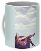 Dreaming To Fly Coffee Mug by Joana Kruse