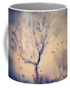 Dreaming Tree. Vintage Coffee Mug