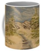 Dreams Of Snow Coffee Mug