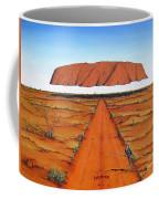 Dreamtime Australia Coffee Mug