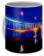 Dreamtime Pier Coffee Mug
