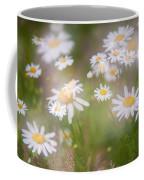 Dreamy Daisies On Summer Meadow Coffee Mug