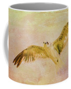 Dreamy Flight Coffee Mug by Deborah Benoit