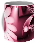 Dreamy Flower Garden Coffee Mug