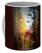 Dreamy Nature Walk Coffee Mug