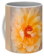 Dreamy Orange Rose Coffee Mug